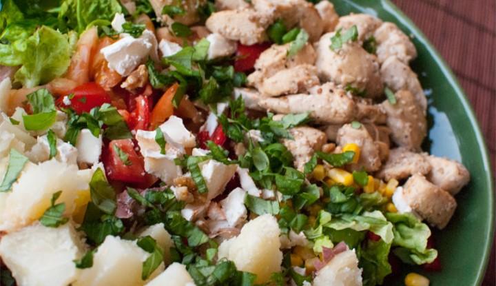 Big chicken salad