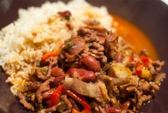 Chili con Carne & Chorizo