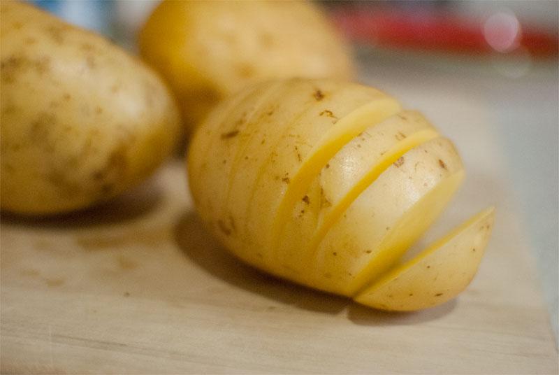raclette hasselback potatoes val en barcelona my