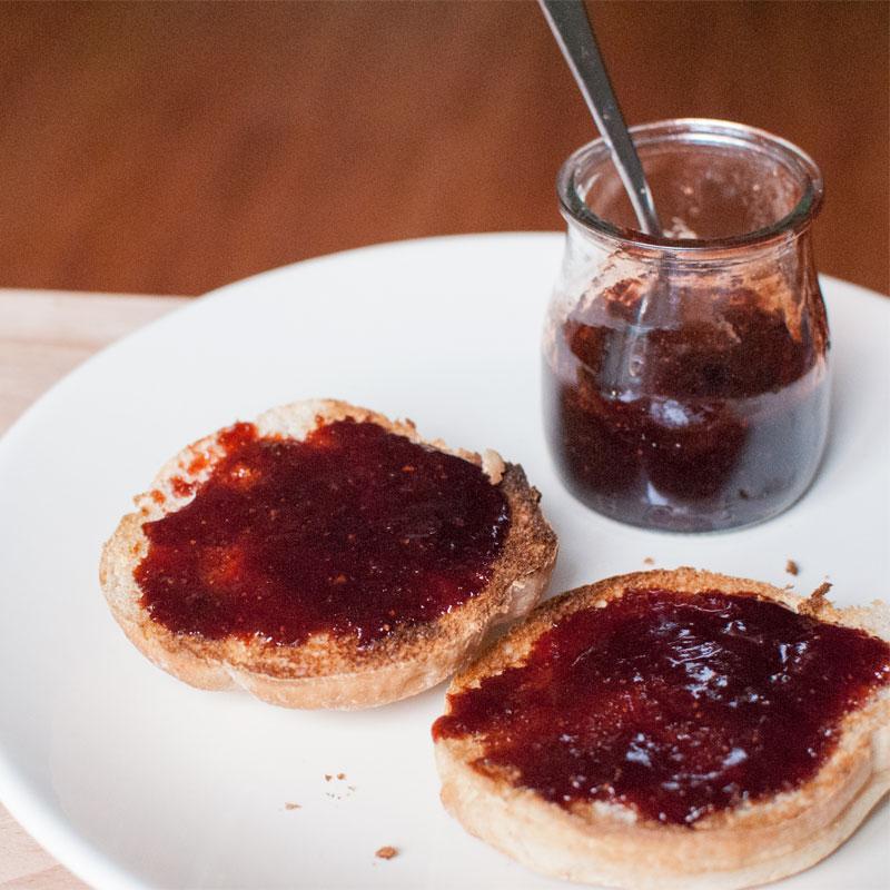Homemade Strawberry Marmelade