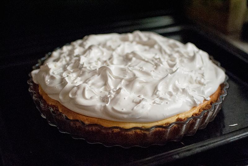 A lemon meringue pie like no other