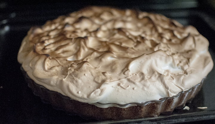 A lemon meringue pie like no other